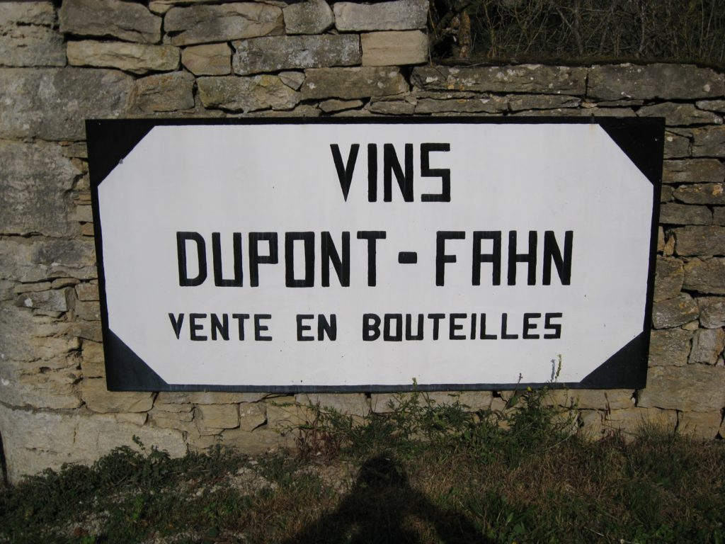 Domaine Dupont Fahn
