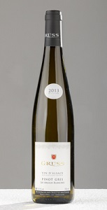 Pinot Gris Argiles Blanches