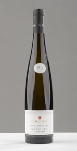 Pinot Gris Grand Cru Vorbourg