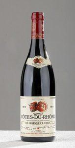 Côtes du Rhône Rouge Chol