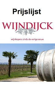 Prijslijst WijnDijck
