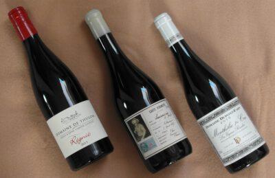 Bourgogne-pakket