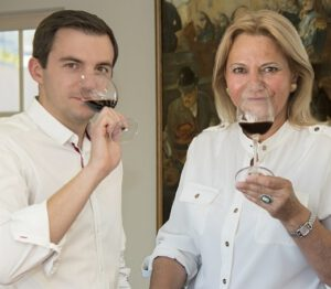 Claude Vialade and Jordi Salvagnac