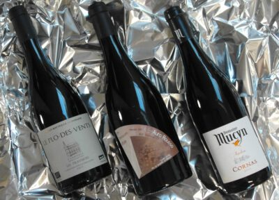 Uit de serie 2015-wijnen; Hoge C-pakket