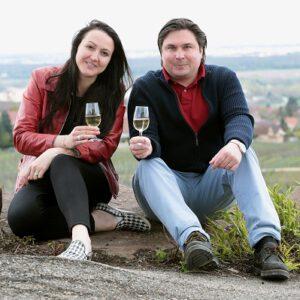 Jacques & Anaïs Cattin