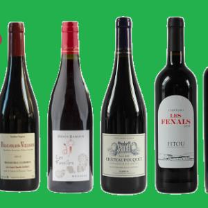 Proefpakket Rode wijn Bio