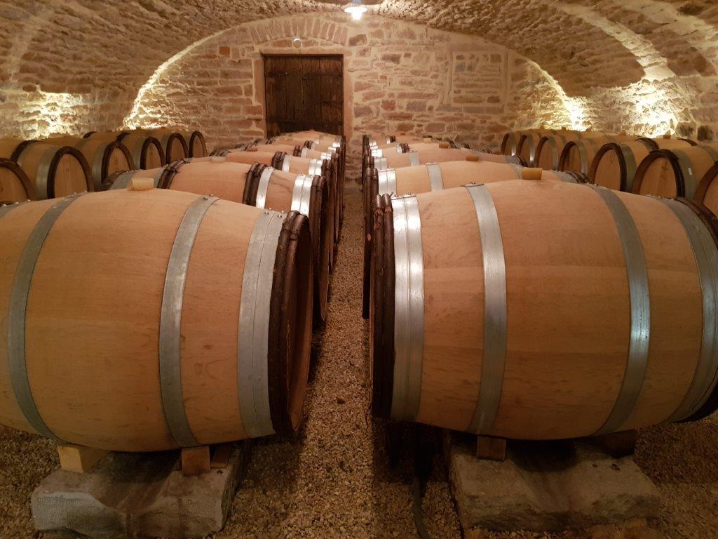 Cellar Chateau Vergisson
