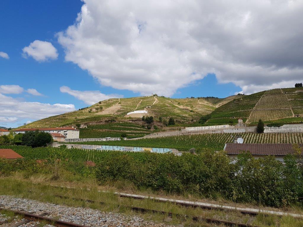 Hermitage slope
